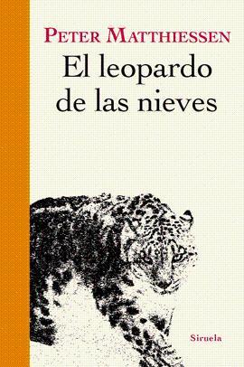 LEOPARDO DE LAS NIEVES EL: MATTHIESSEN PETER