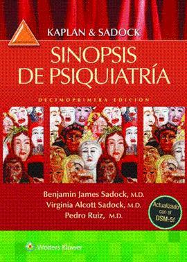 SINOPSIS DE PSIQUIATRIA: SADOCK BENJAMIN /