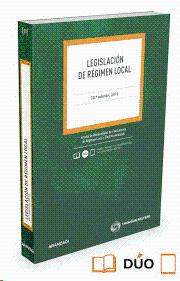 LEGISLACION DE REGIMEN LOCAL 2018