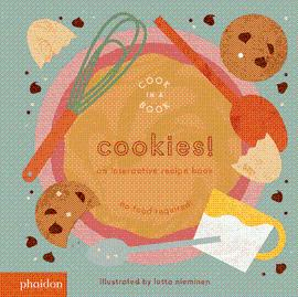 COOKIES AN INTERACTIVE RECIPE BOOK