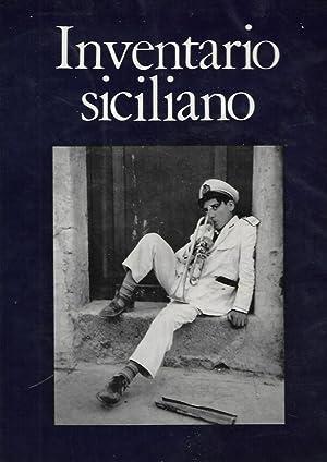 Inventario siciliano (stampa 1977): Sellerio Enzo