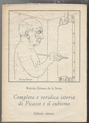 Completa e veridica istoria di Picasso e: Gomez de la