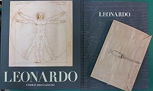 Leonardo da Vinci Codice Trivulziano conservato presso: Leonardo da Vinci