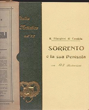 Sorrento e la sua penisola Seconda edizione: Filangieri di Candida