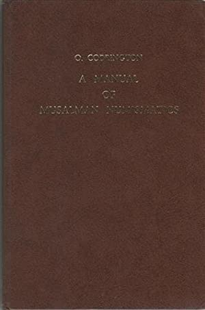 A Manual of Musalman Numismatics