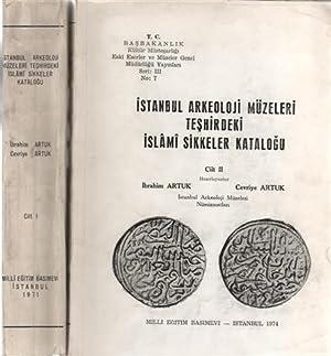 Istanbul Arkeoloji Müzeleri Teshirdeki Islâmî Sikkeler Katalogu.: ARTUK, IBRAHIM -