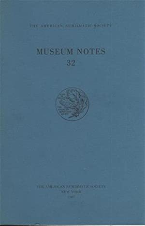 Museum Notes 32.