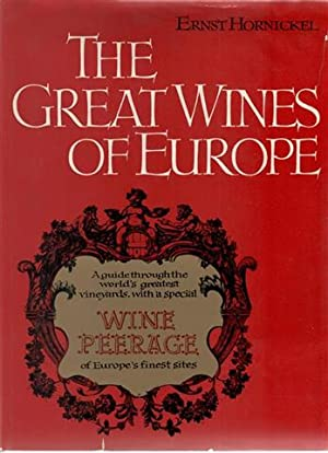 The great wines of Europe