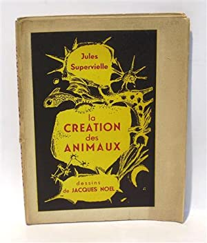 LA CREATION DES ANIMAUX