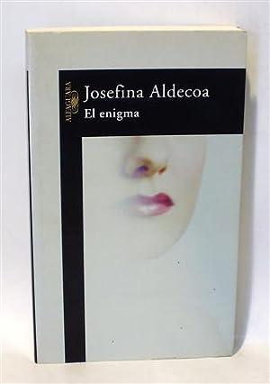 EL ENIGMA: ALDECOA, Josefina