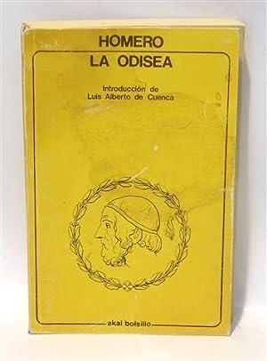 LA ODISEA: HOMERO - CUENCA,