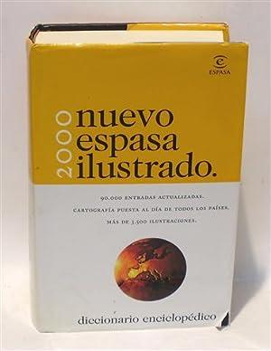 NUEVO ESPASA ILUSTRADO 2000 - Diccionario Enciclopédico: ALONSO CAMPOS, Juan Ignacio (Dir.)