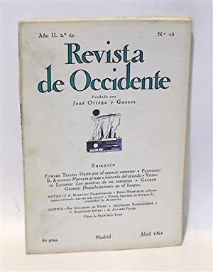 REVISTA DE OCCIDENTE - No. 13 - Año II - Segunda Época