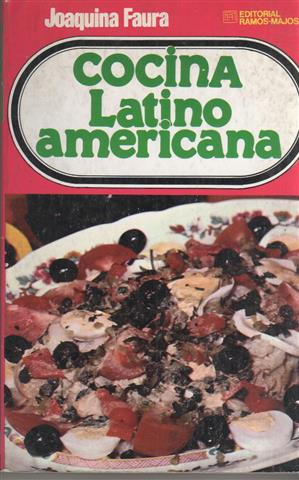 Cocina latinoamericana: Camps Cardona, María