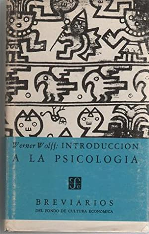 Introducción a la psicología: Wolff, Werner