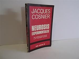 Neurosis Experimentales: Cosnier, Jacques