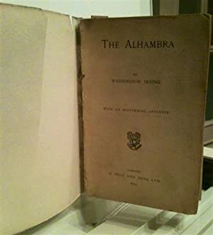 The Alhambra. With an historical appendix.