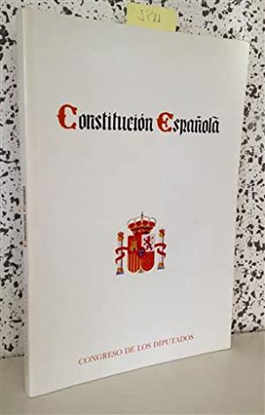 Constitución española: VV.AA. Edición del