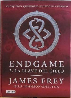 Endgame 2. La llave del cielo: Frey, James (1969-)
