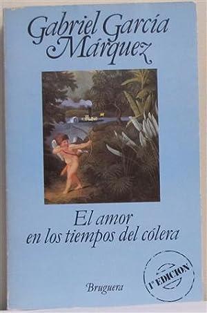 El amor en los tiempos del cólera: García Márquez, Gabriel