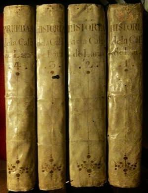 HISTORIA GENEALOGICA DE LA CASA DE LARA,: SALAZAR Y CASTRO,