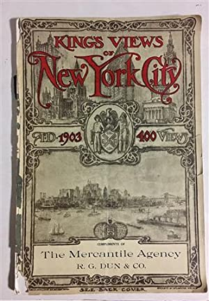 King's Views of New York City. Ad. 1903. 400 Views.