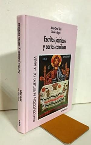 Escritos joánicos y cartas católicas.Introducción al estudio: Tuñí, Josep Oriol
