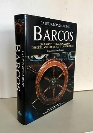 La enciclopedia de los barcos.1500 barcos civiles: Gibbons, Tony, redactor.