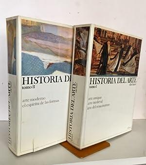 HISTORIA DEL ARTE. Obra competa en 2: Faure, Élie. Edición