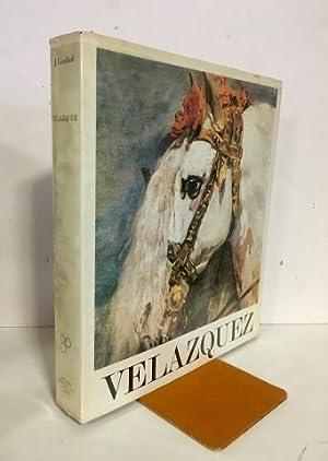 Velázquez.Historia de su vida. Catálogo de su: Gudiol Ricart, José