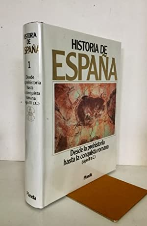 Historia de España Tomo I. Desde la: VV.AA. Dirigida por