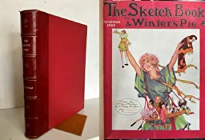 THE SKETCH BOOK & WINTER S PIE CHRISTMAS 1925-1926-1927-1933