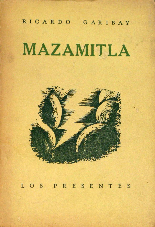 Mazamitla: Garibay, Ricardo