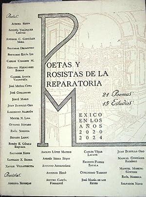 Poetas y Prosistas De La Preparatoria, 21: Aurora Reyes, Agustin