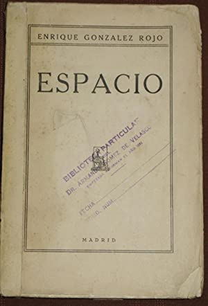 Espacio: Gonzalez Rojo, Enrique