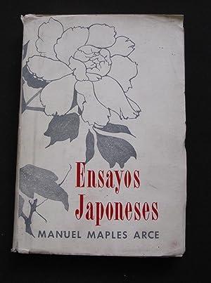 Ensayos Japoneses: Maples Arce, Manuel