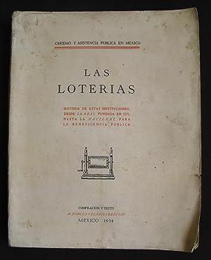 Las Loterias: Velasco Ceballos, Romulo