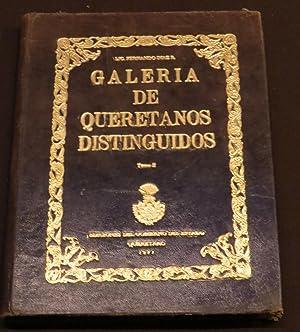Galería De Queretanos Distinguidos. Tomo II: Diaz R., Fernando