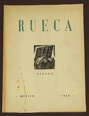 Rueca Año II, Num 11. 1944: Ortiz de Montellano,