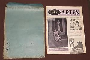 Bellas Artes. Órgano Del Instituto Nacional De: Henesterosa, Andrés /