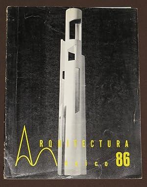 Arquitectura Mexico. No. 86 Junio de 1964: Goeritz, Mathias /