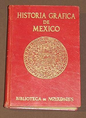 Historia Gráfica De México. Volumen I-IV: Mora, Fernando (Dirección)