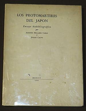 Los Protomártires Del Japón. Ensayo Biobibliográfico: Millares Carlo, Agustín