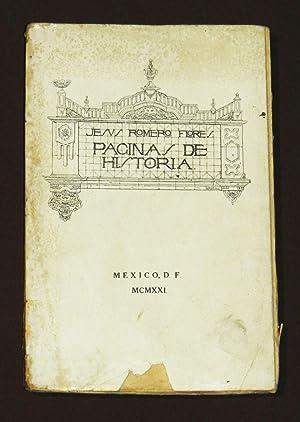Páginas De Historia: Romero Flores, Jesús