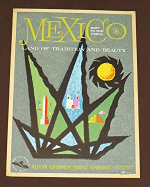 Mexico Host To The World. Land Of Tradition And Beauty.