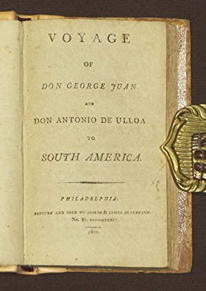 Voyage Of Don Juan And Don Antonio: Juan and Antonio
