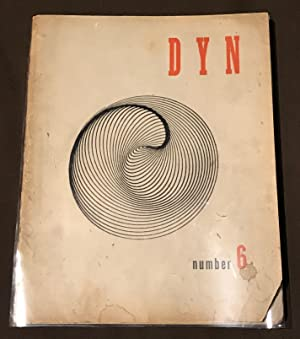 DYN The Review Of Modern Art. Number 6. November 1944