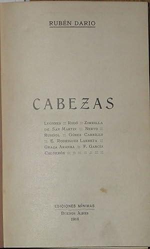 Cabezas; Las Campanas y Otros Poemas; La Oracion Del Buzo; y Otros 17 Titulos.: Dario, Ruben; Poe, ...