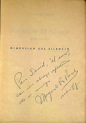 Dimension Del Silencio: Paz Paredes, Margarita