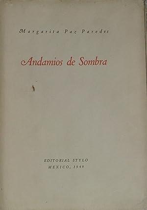 Andamios De Sombra: Paz Paredes, Margarita
